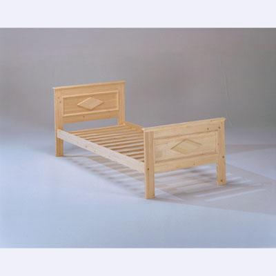 Bricowood mobila din lemn masiv casute mese scaune console cufere rafturi biblioteci - Letto in legno grezzo ...